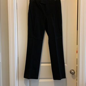 Ladies Dana Buchman Casual Pants in black